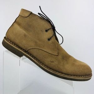 Marc New York Andrew Marc Tan Suede Chukka